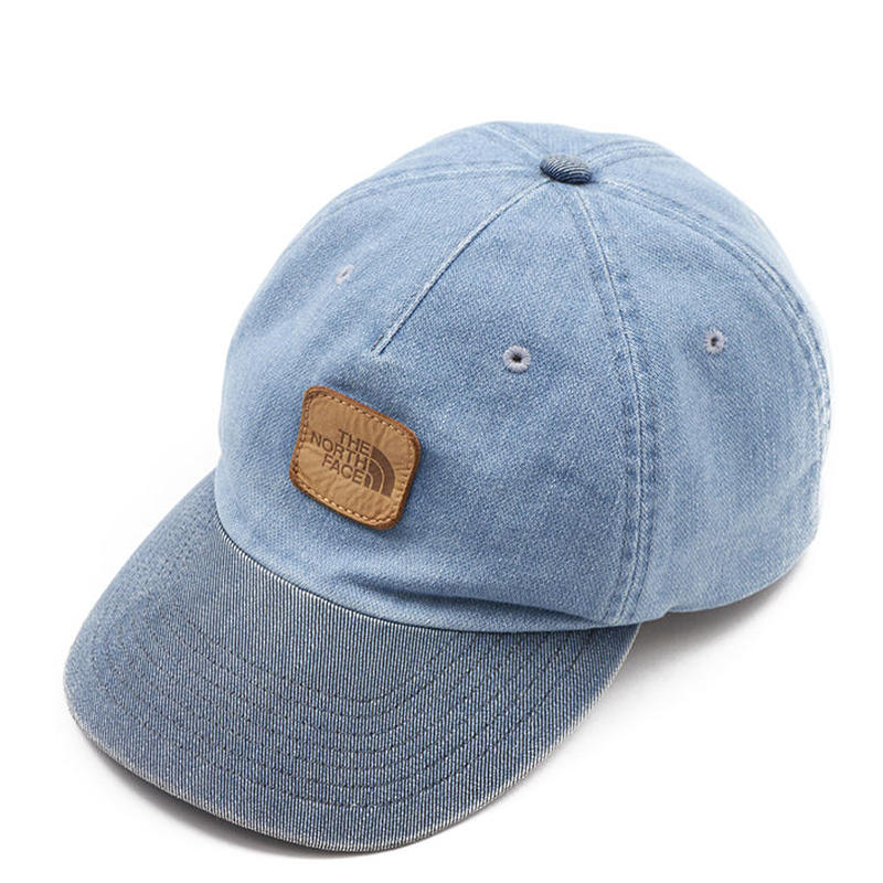 Broken Twill Denim Field Cap  NN8907N