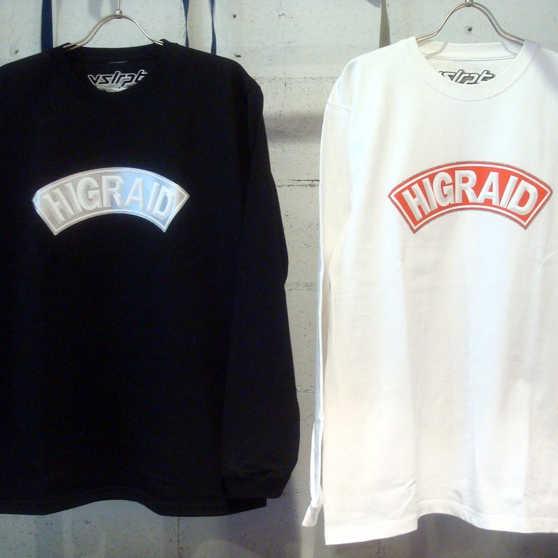 "visual reports ""HIGRAID ARCH L/S TEE"""