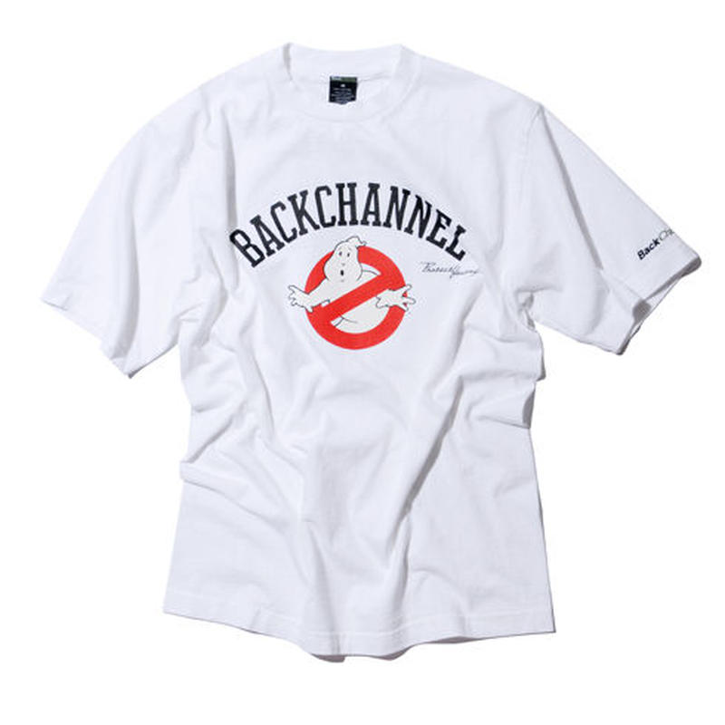 "Back Channel ""BACK CHANNEL×GHOSTBUSTERS T (A)"""