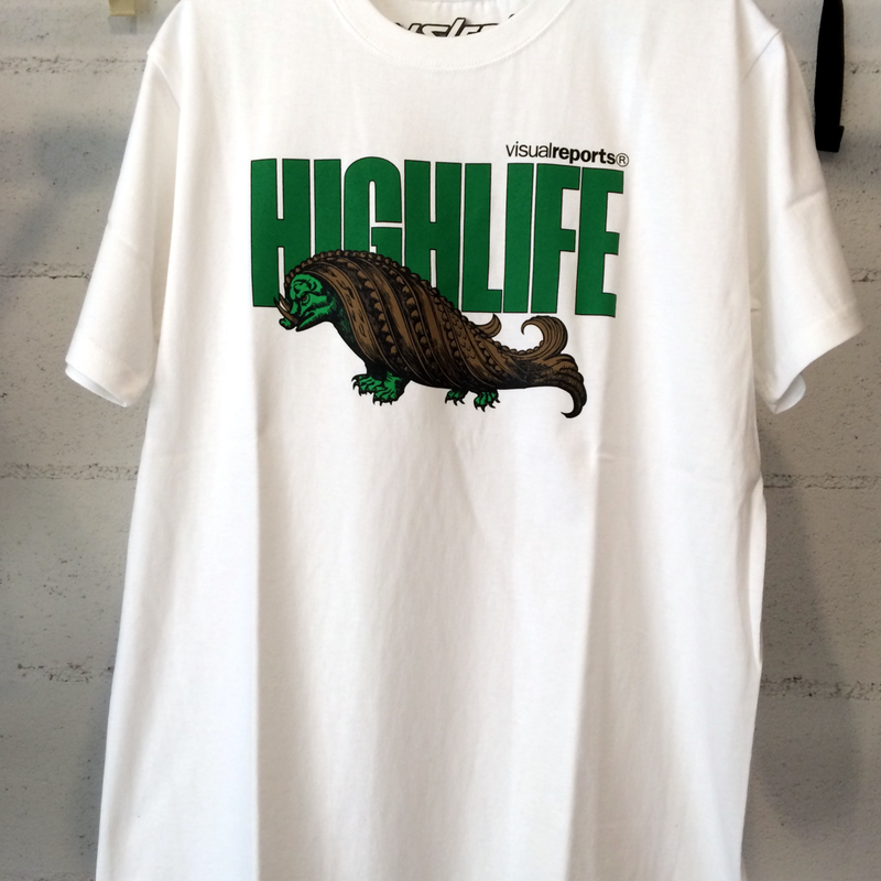 "visual reports ""HIGH LIFE TEE"""