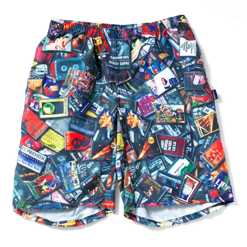 "APPLEBUM ""Mix Tape Short Pants"""