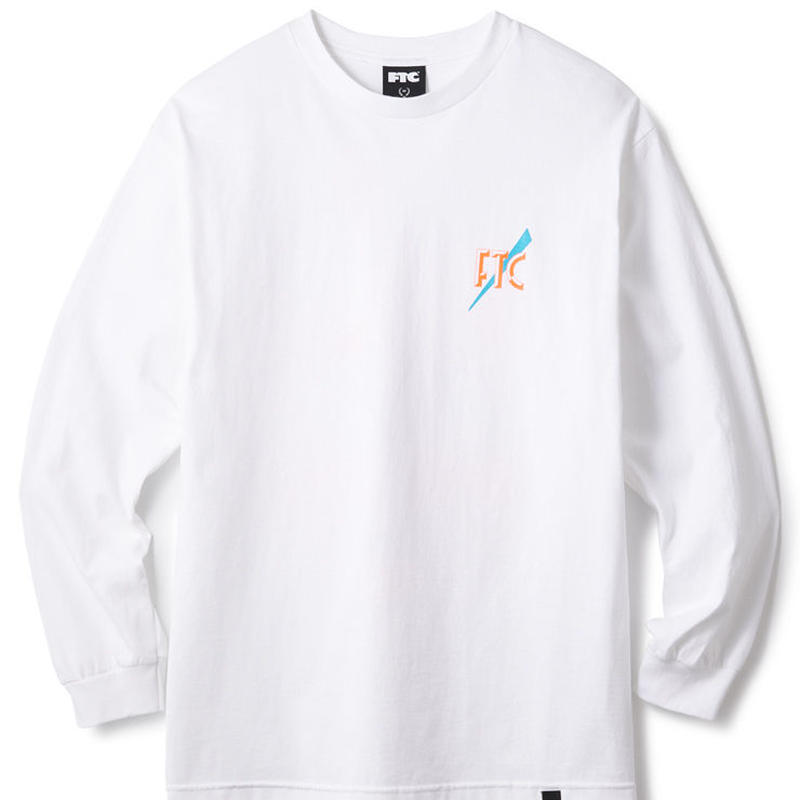 OPEN LATE L/S TEE