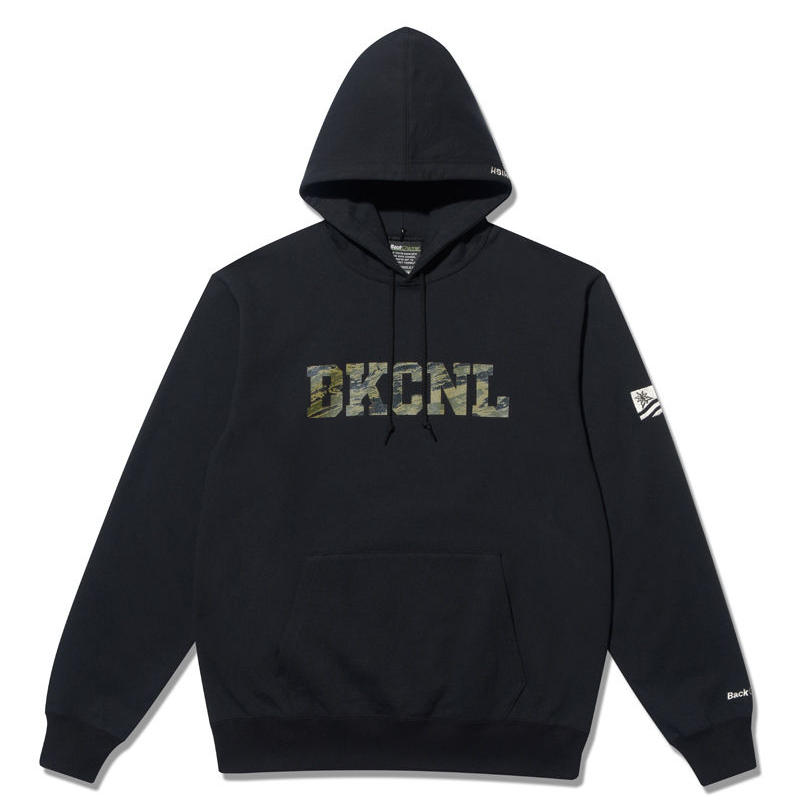 BackChannel-BKCNL PULLOVER PARKA
