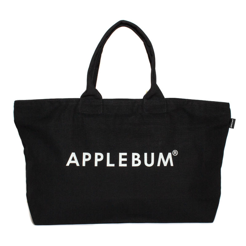 Logo Canvas Zip Totebag