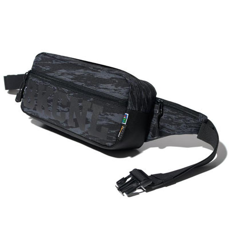 BackChannel-BACK CHANNEL × MEI CORDURA® WAIST BAG