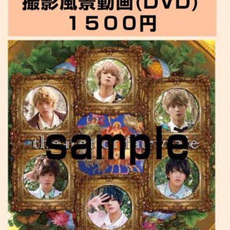 撮影風景動画DVD