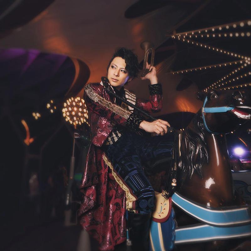 ヴィジュアルブック「theater of fairytale」米原幸佑セット