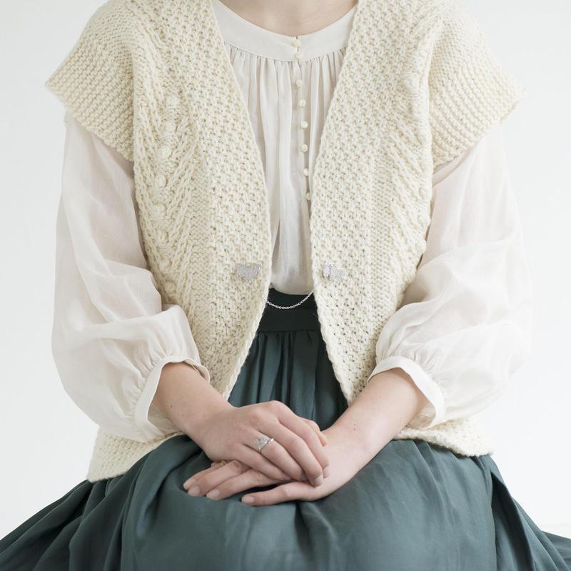 親子羊のセーターガーズ * 三國万里子 limited edition