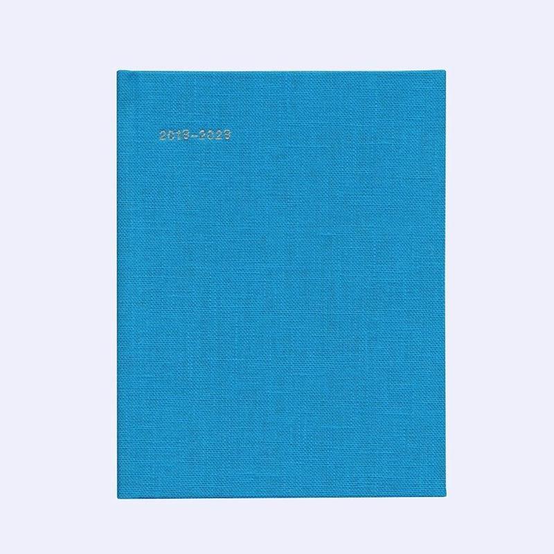 10年メモ  2019年版(ブルー)