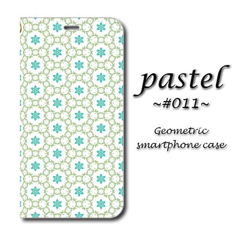 pastel #011【(L)手帳型スマホケース】iPhone/Android