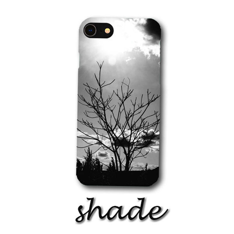 shade【(S)(M)背面スマホケース】iPhone/Android