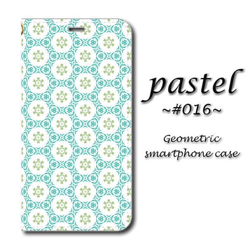 pastel #016【(S)(M)手帳型スマホケース】iPhone/Android