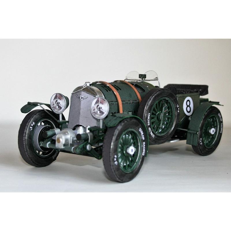 Bentley 4.5L Blower 1/20