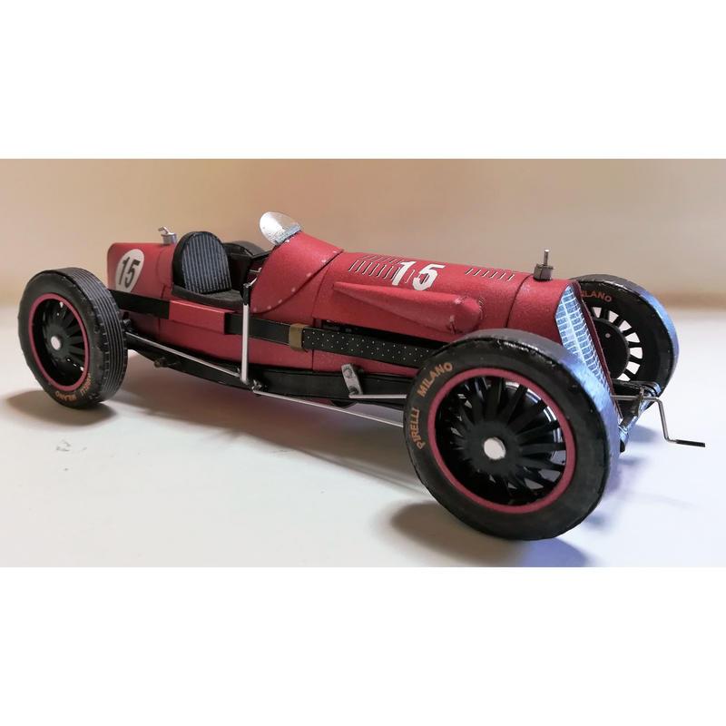 Fiat 806 Grand Prix  1/18