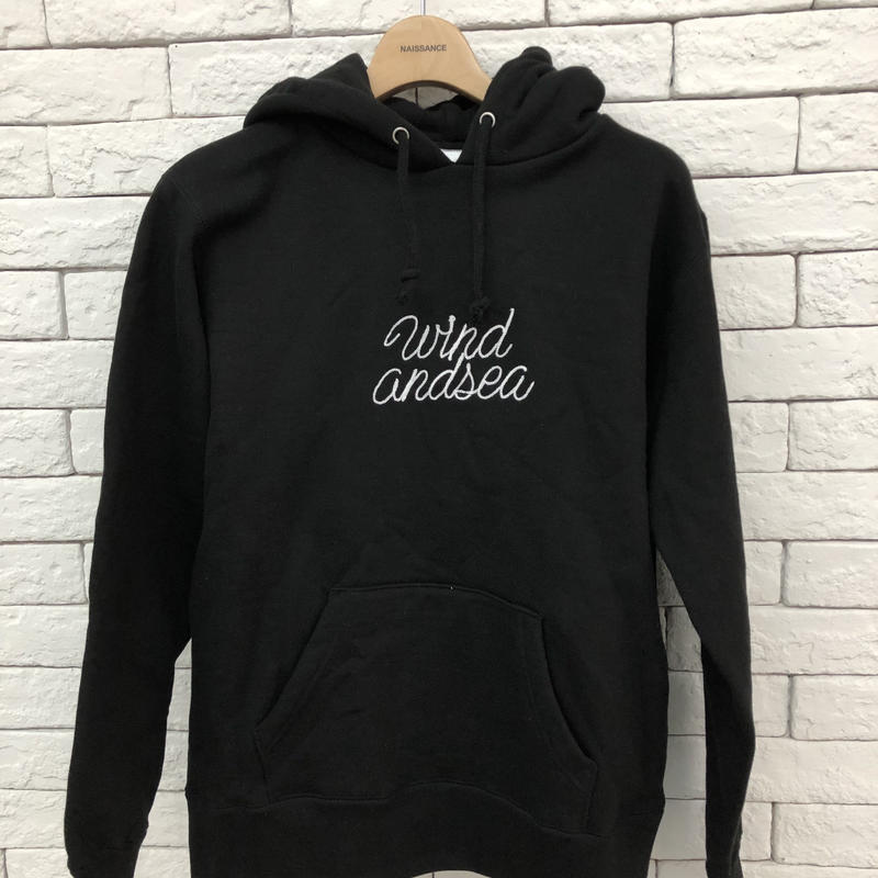 WIND AND SEA PULLOVER SWEAT (CHAIN)