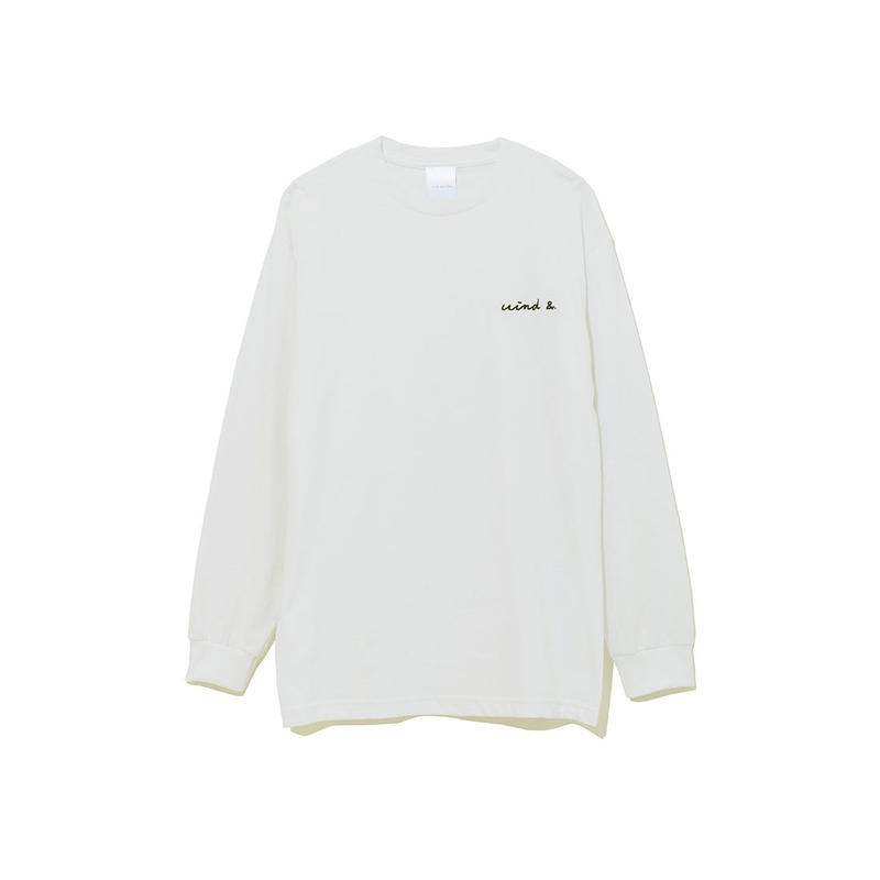 WIND AND SEA LONG SLEEVE CUT-SWEN