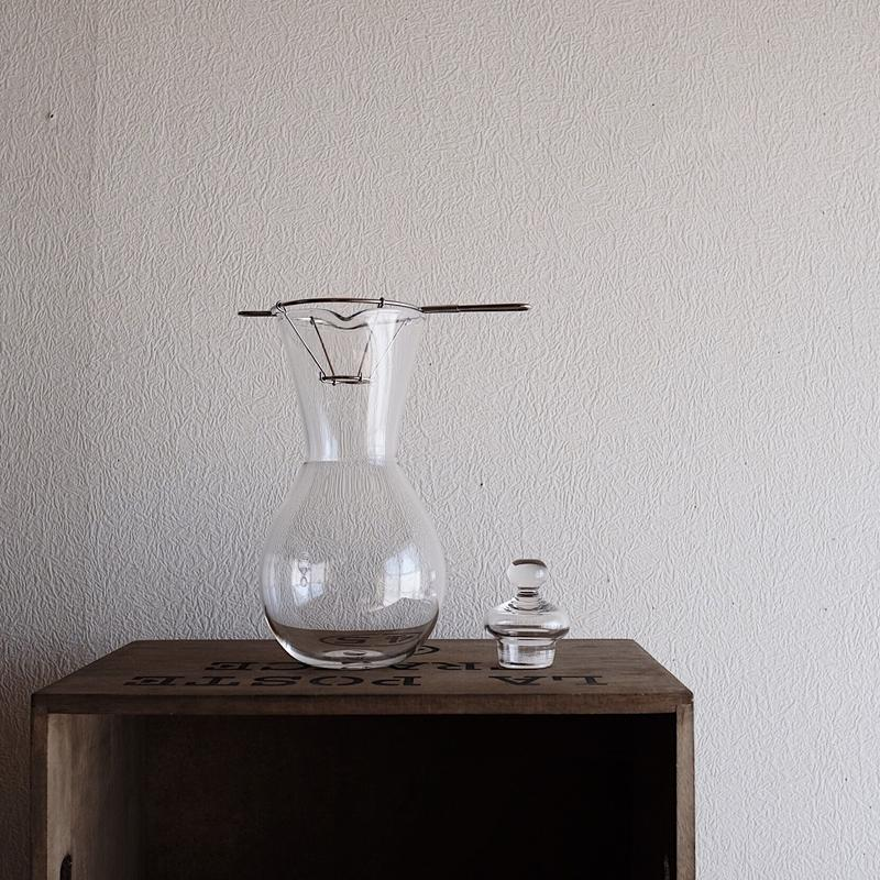 黒川 登紀子 さんの コーヒーサーバー 3cup