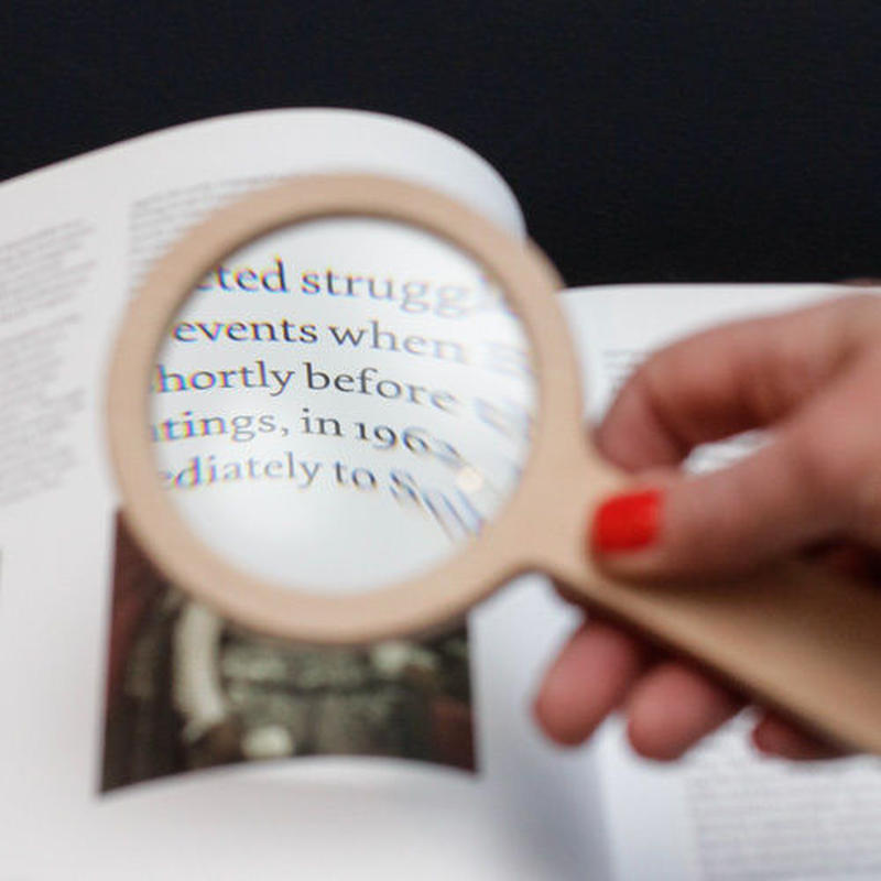 Wood Magnifier