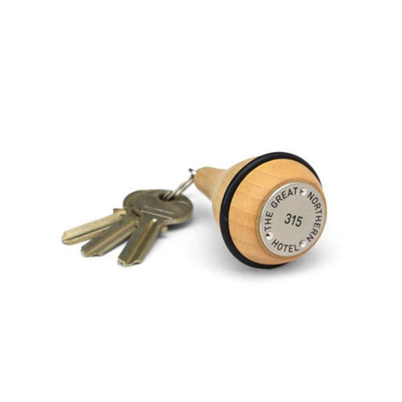 Cooper II Hotel Key Tag