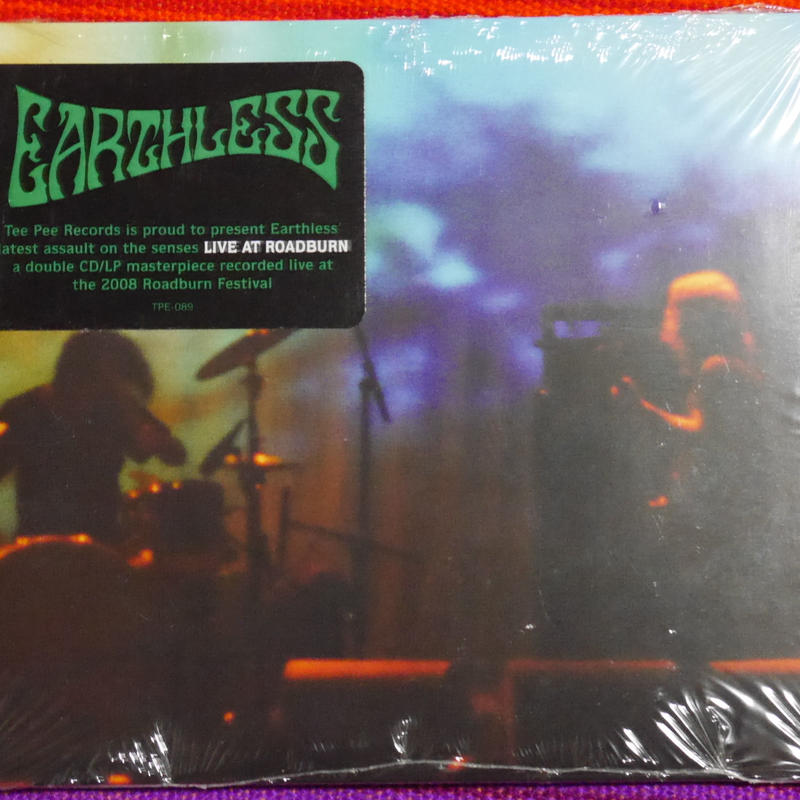 Earthless /Live At Roadburn