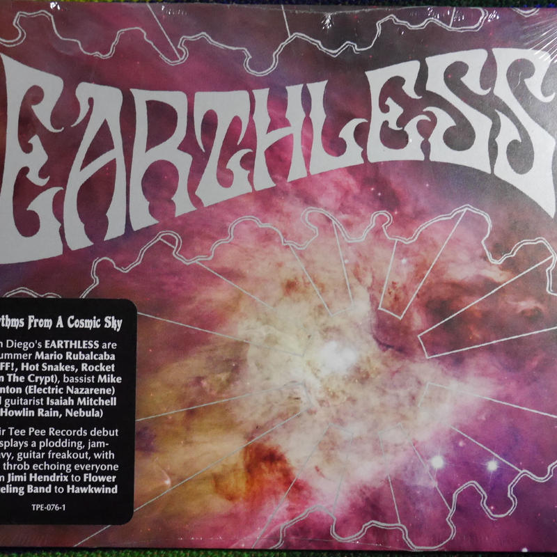 Earthless /Rhythms From A Cosmic Sky