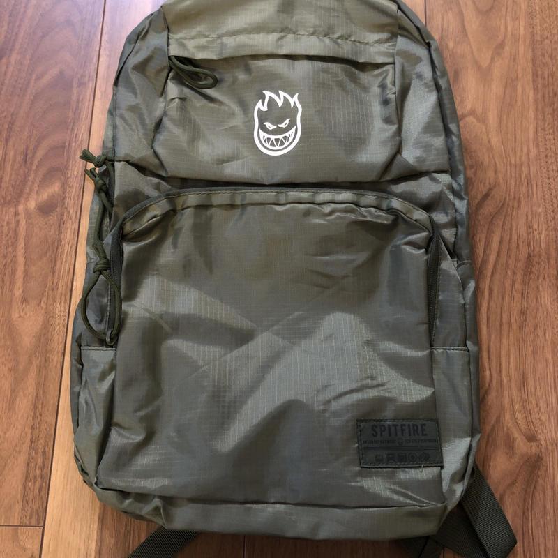 SPIT  FIRE BAG