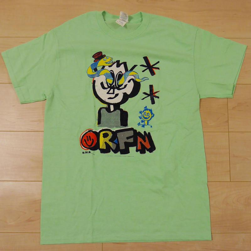 DMB PRODUCTION x ORFN shirt vol.3
