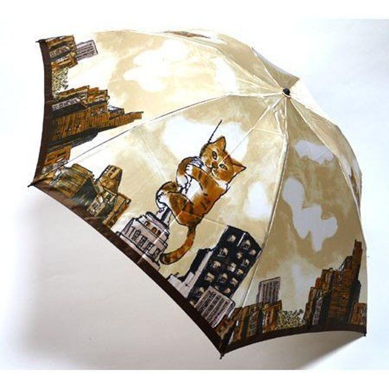 """Manhattaner's Folding Umbrella """"Shigeo's Empire"""""""