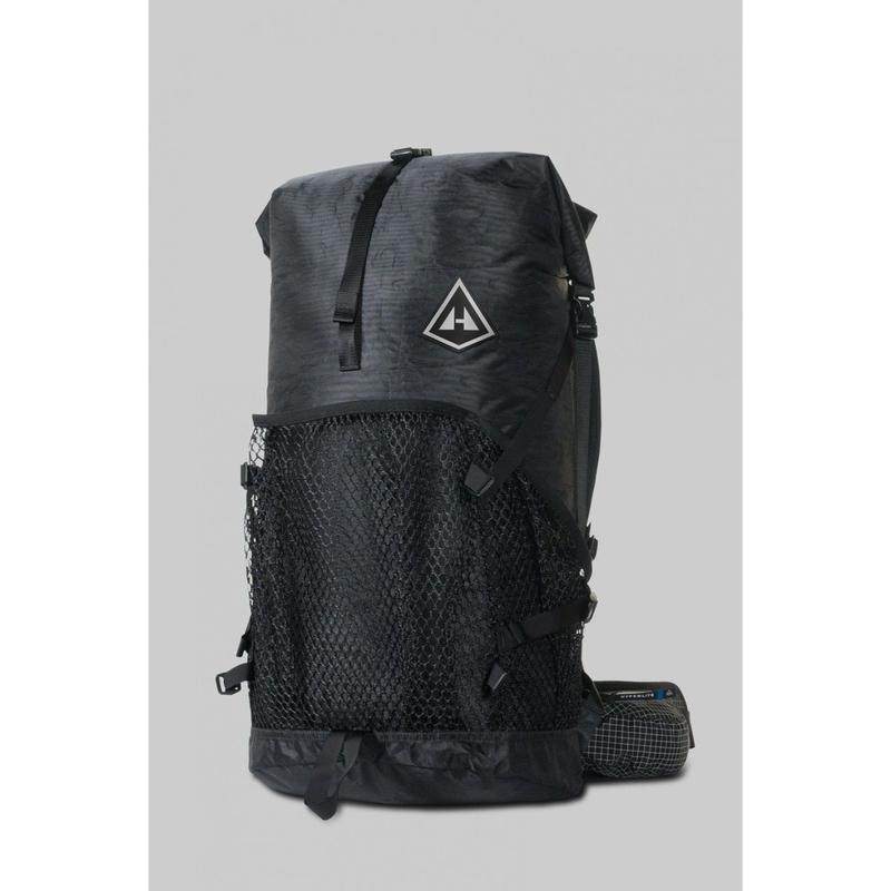 "Hyperlite Mountain Gear / Windrider  2400 "" BLACK """