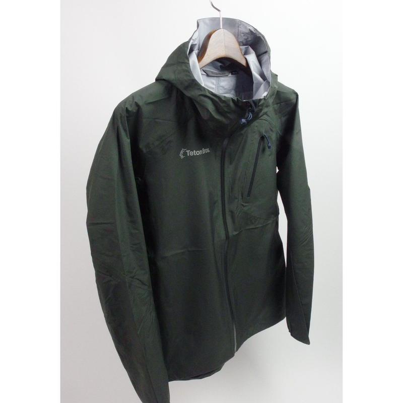 Teton Bros/Feather Rain Full Zip Jacket(unisex)