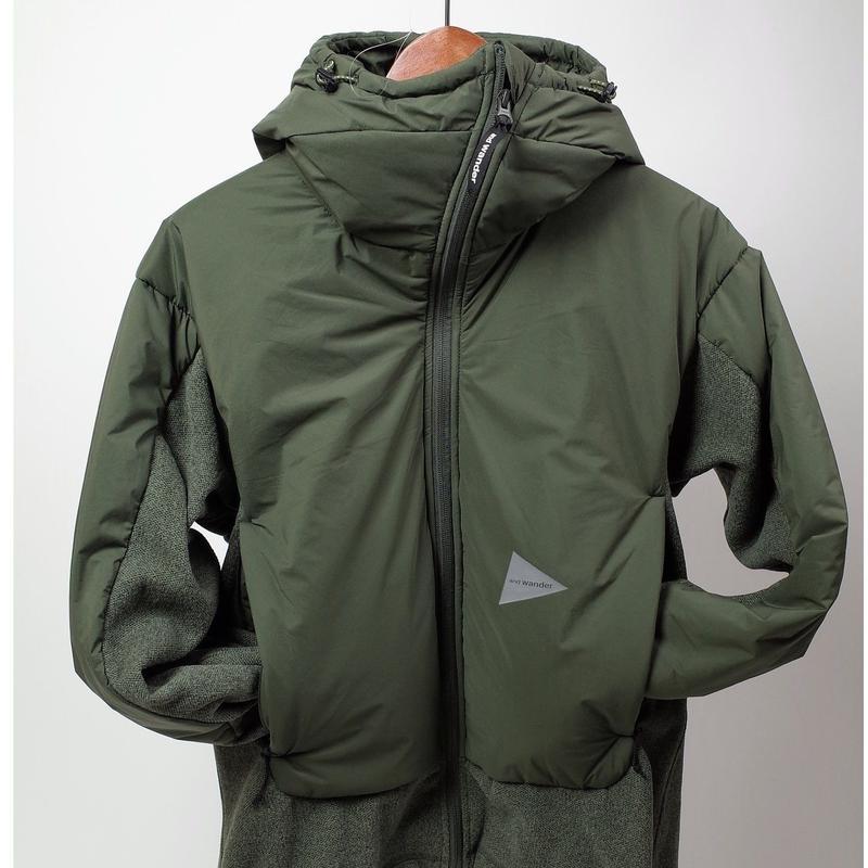 and wonder / top fleece jacket