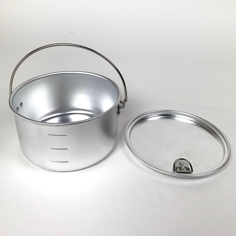 Lotus/Alumi Pot