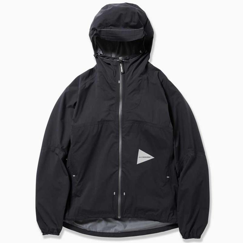 and wander / light rain jacket3