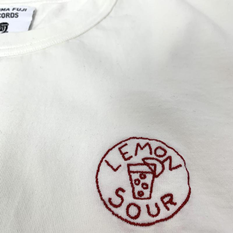 TACOMA FUJI RECORDS/LEMON SOUR designed by Tomoo Gokita