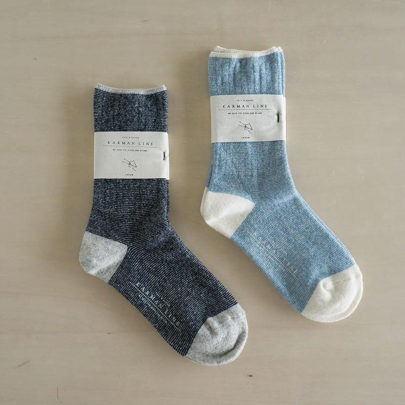 TAURUS 23-25 牡牛座の靴下/wool