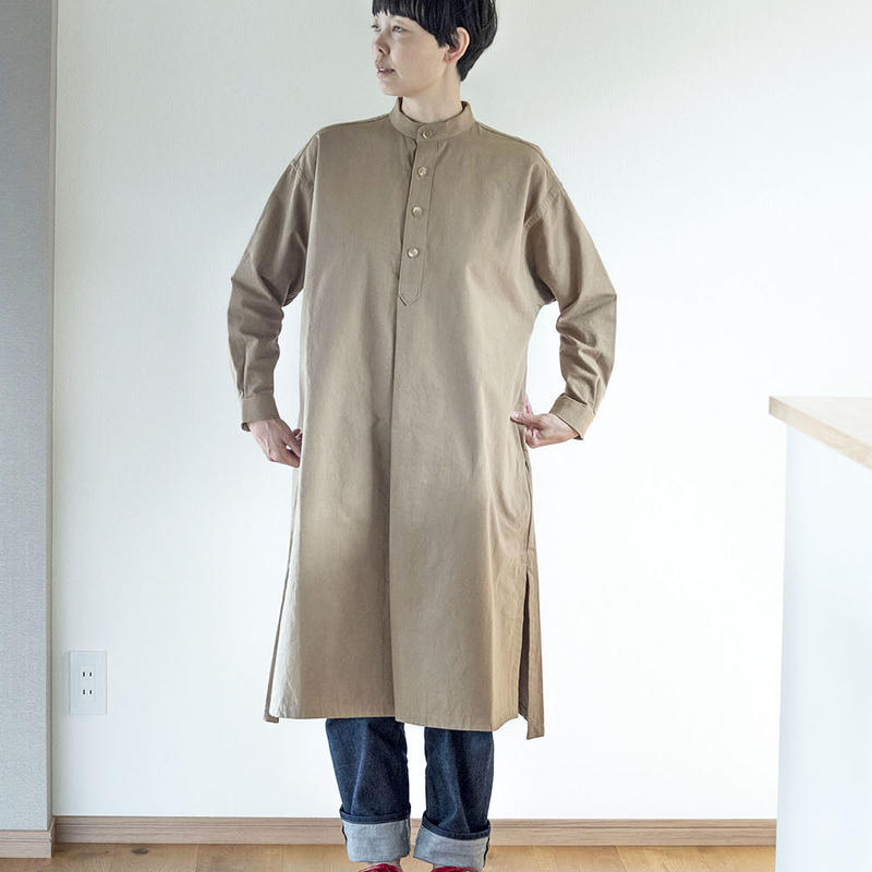 ATERIER COVERALL/ blanc
