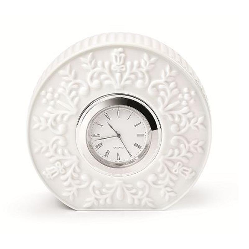 リヤドロ 時計・ロゴ(H10xW11xD4cm)