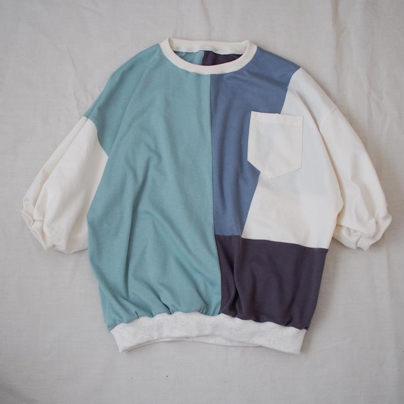 Tシャツ(寒色系)