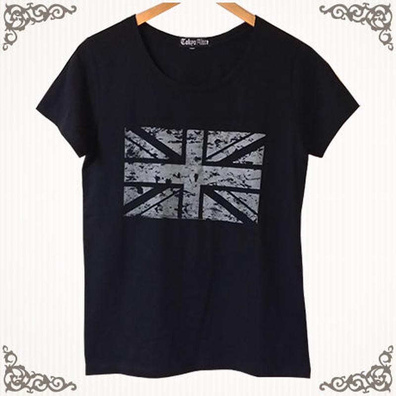 ユニオンジャックTシャツ