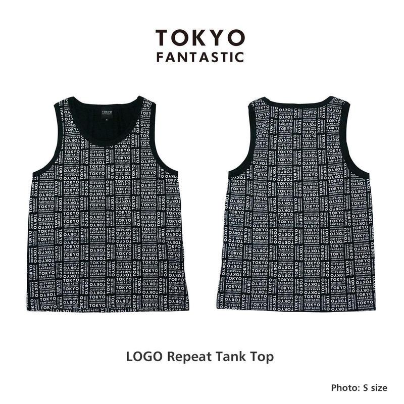 TOKYO FANTASTIC モノグラム タンクトップ