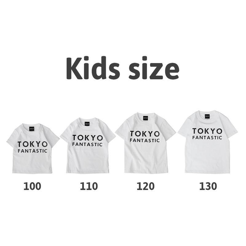 【キッズ100/110/120/130】TOKYO FANTASTIC Tシャツ