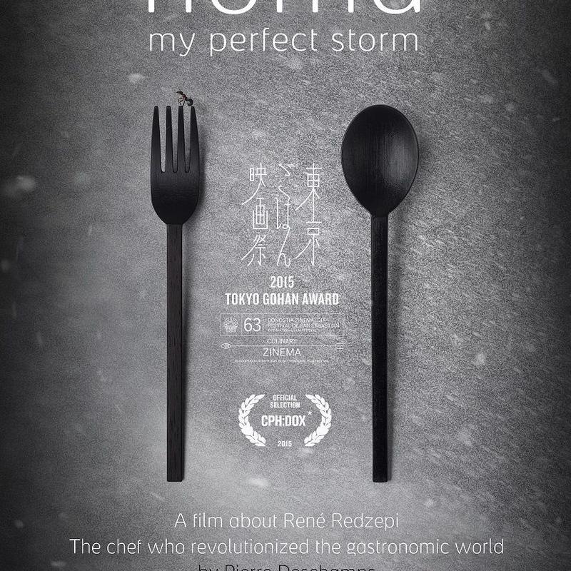 アジア・プレミア上映作品 『NOMA, MY PERFECT STORM (原題)』スペシャルディナー上映会