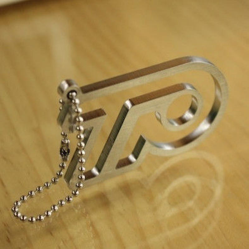 TOKYOPARTS Stainless Key Holder LOGO
