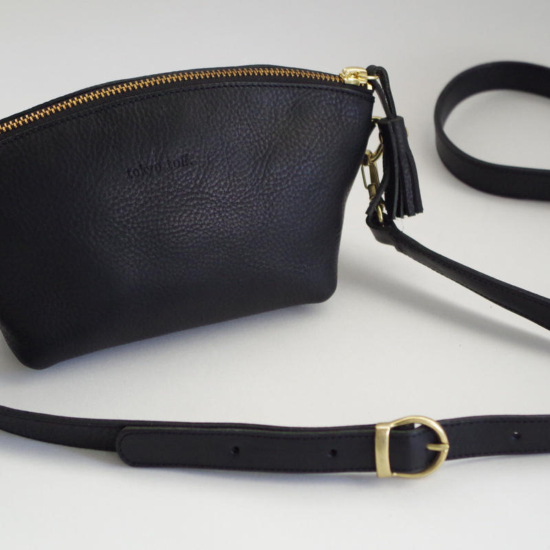 mini bag ブラック