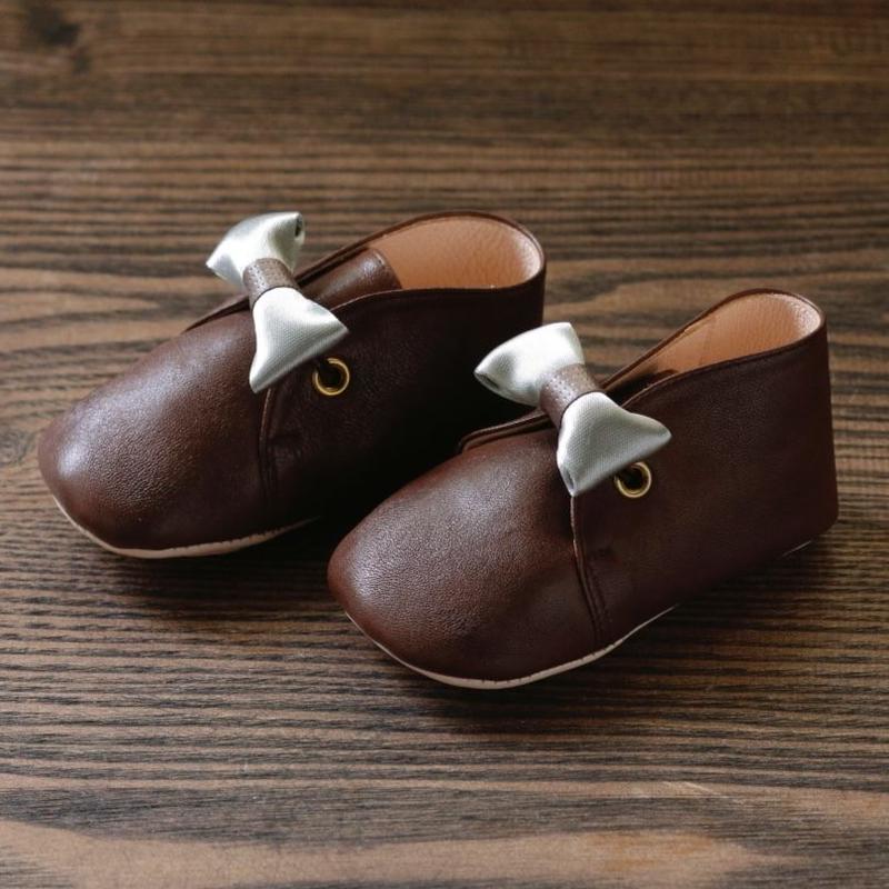 shoes album-1 ブーツタイプ ダークブラウン