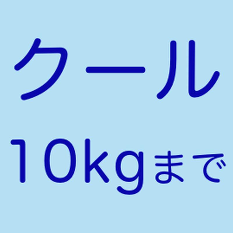 クール発送【10kgまで】