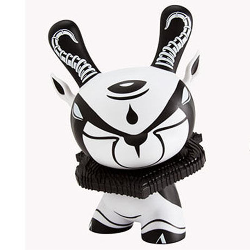 The Hunted 8-Inch Dunny by Colus Havenga