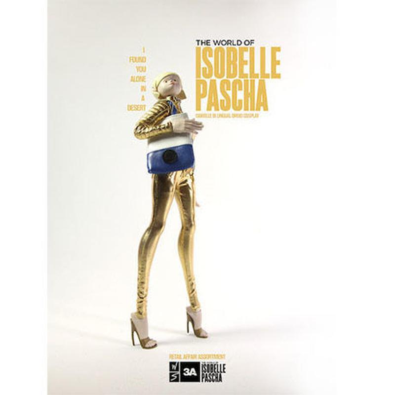 Isobelle Bi Ligual Droid by Ashley Wood and Siu Yin