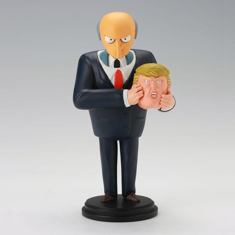 Trump Unmasked by Alex Solis
