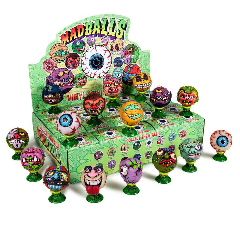 Madballs Mini Series